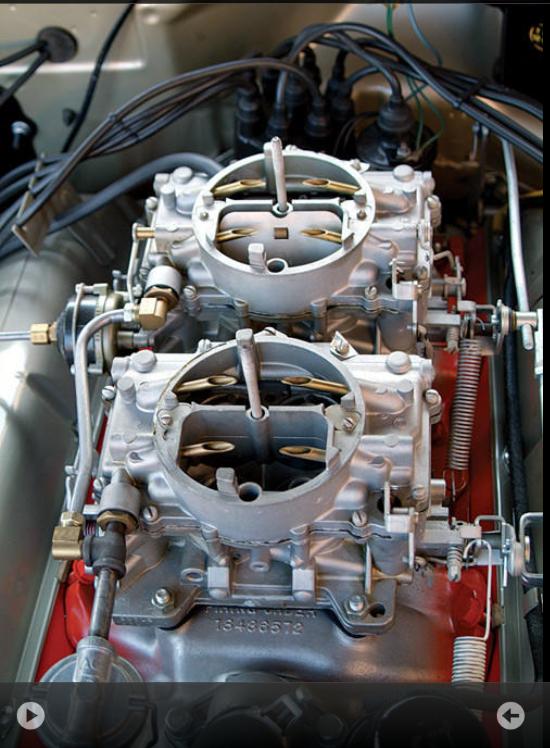 Carter AFB 4-barrel carburetors - Page 2 - General