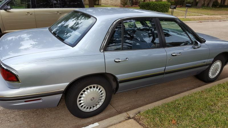 1997 LeSabre Right Side.jpg