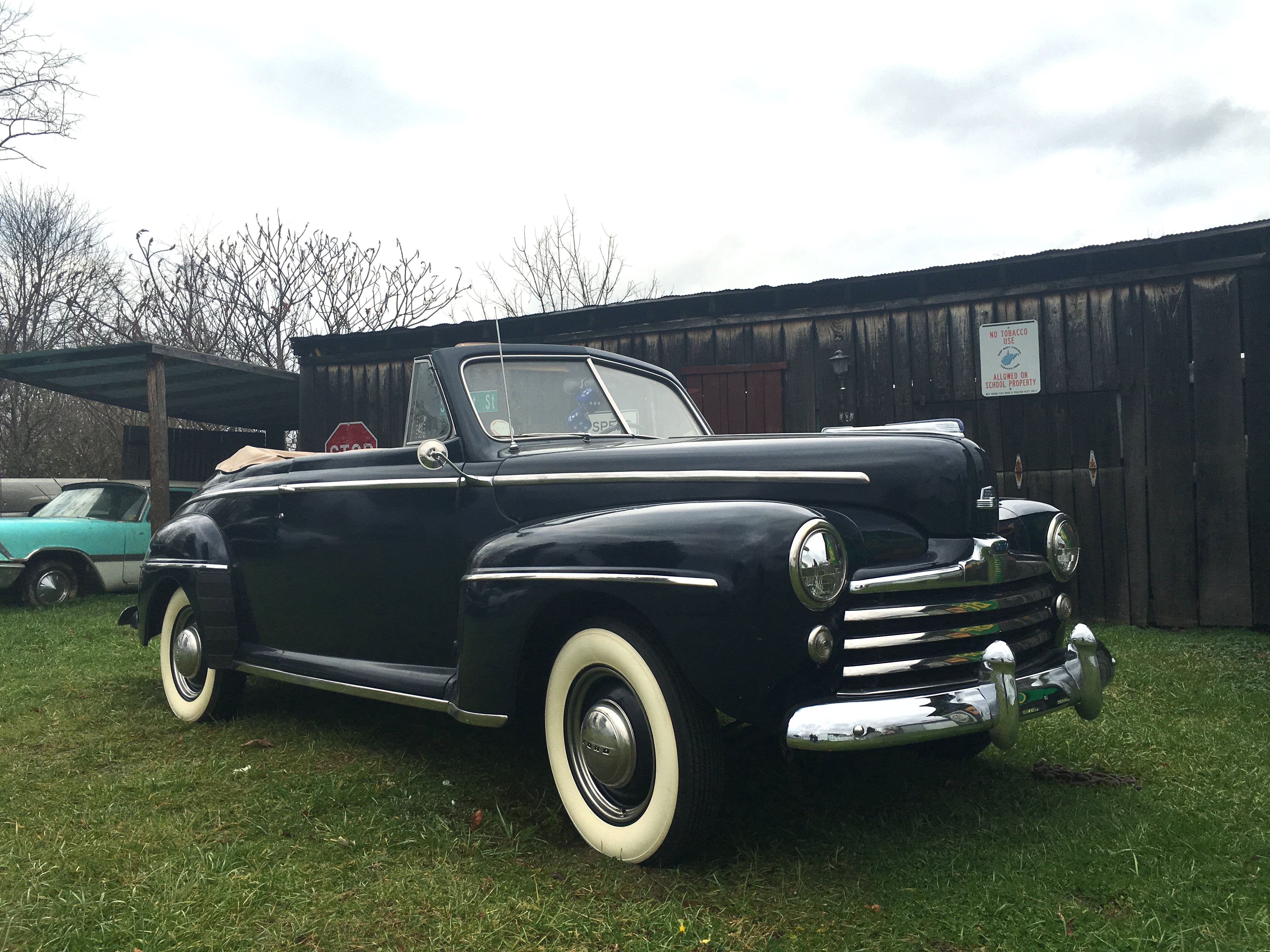 For Sale 1948 Ford Super Deluxe Convertible Automobiles And Parts Buy Sell Antique Automobile Club Of America Discussion Forums