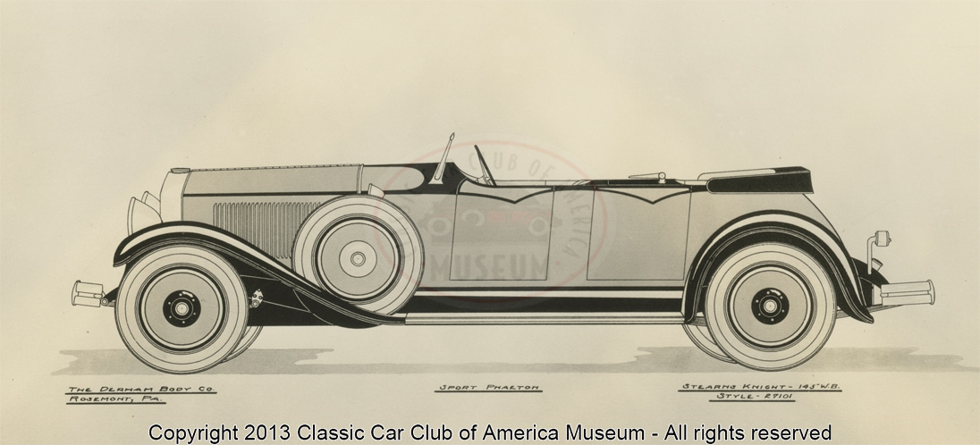 Stearns Knight - Page 2 - CCCA - General - Antique Automobile Club ...