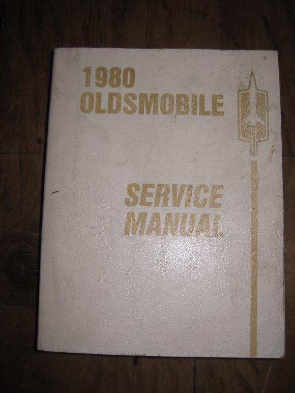 1980 Oldsmobile Shop Manual.JPG