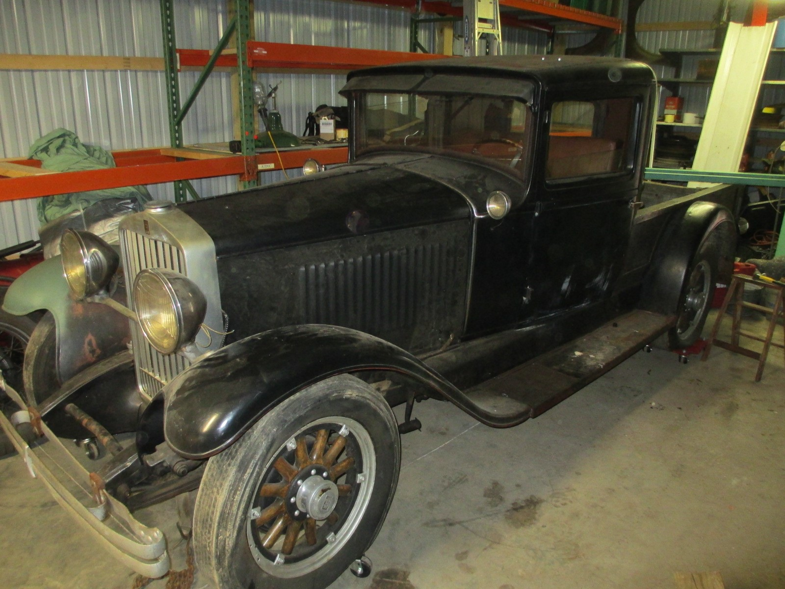 FOR SALE 1930 HUPMOBILE PICKUP TRUCK - Cars For Sale - Antique ...