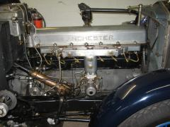 Lanchester 30hp Straight Eight
