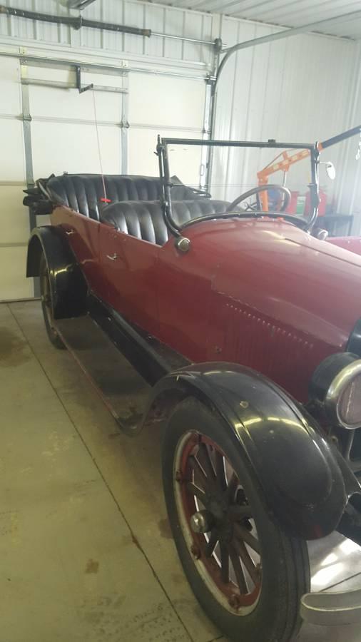 1923 Buick Model 35 Billings MT craigslist - Buick - Buy/Sell