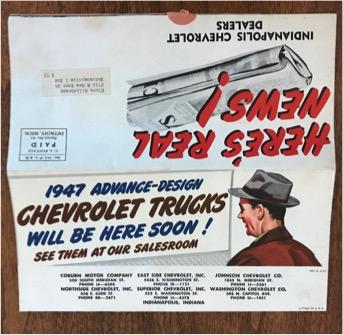 vintage chevrolet truck logo. mailer02jpg vintage chevrolet truck logo d