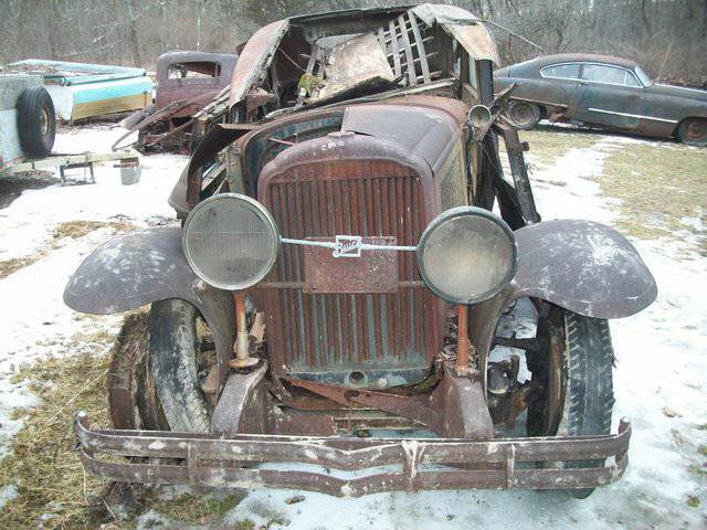 1930 Buick model 47 parts car hudsonvalley craigslist ...