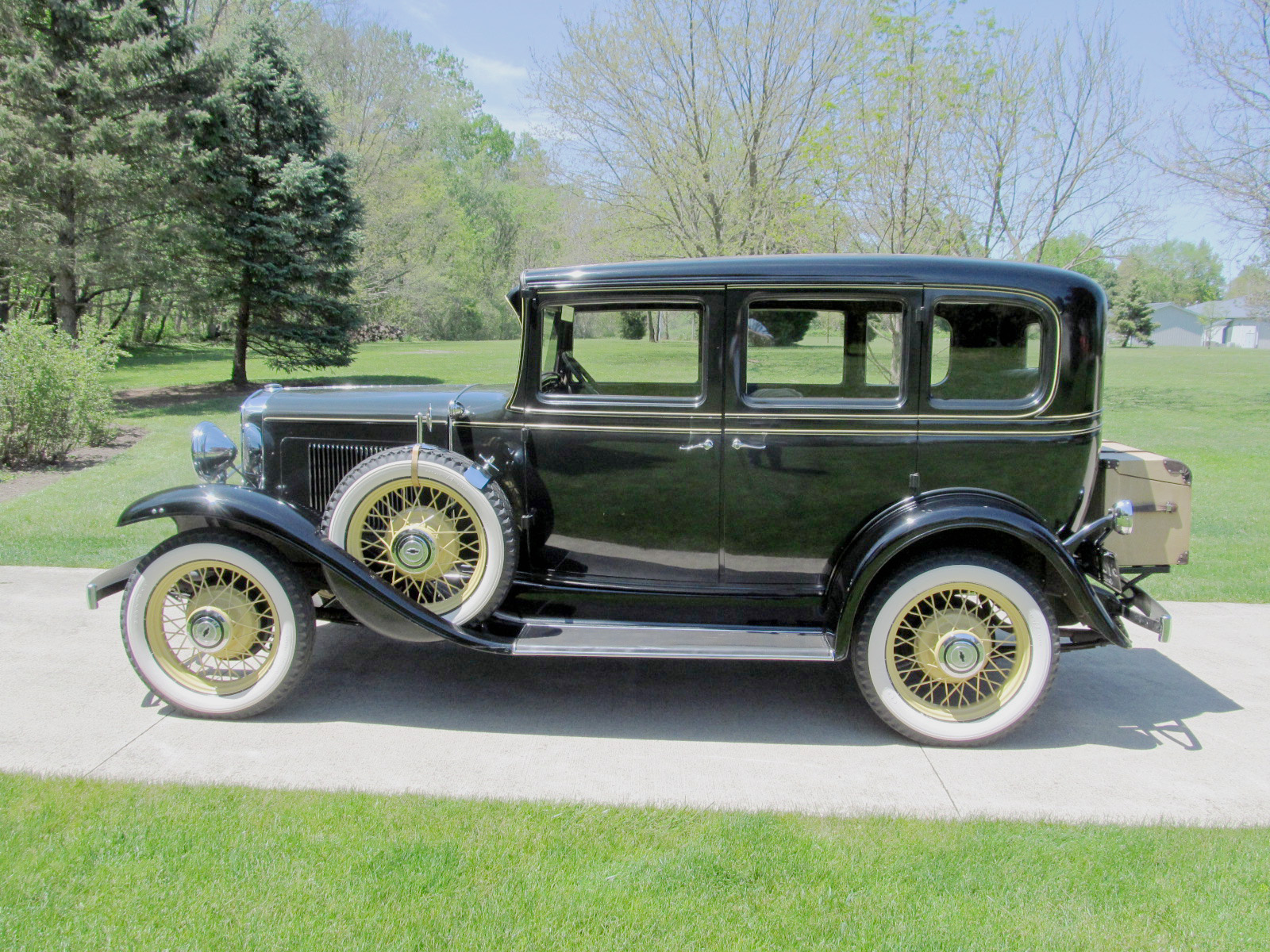 1931 Chevrolet Questions Parts/ Contacts? - General Discussion ...