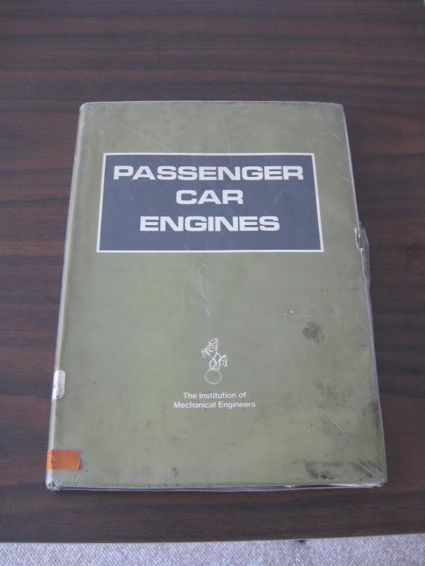 Green car book front.JPG