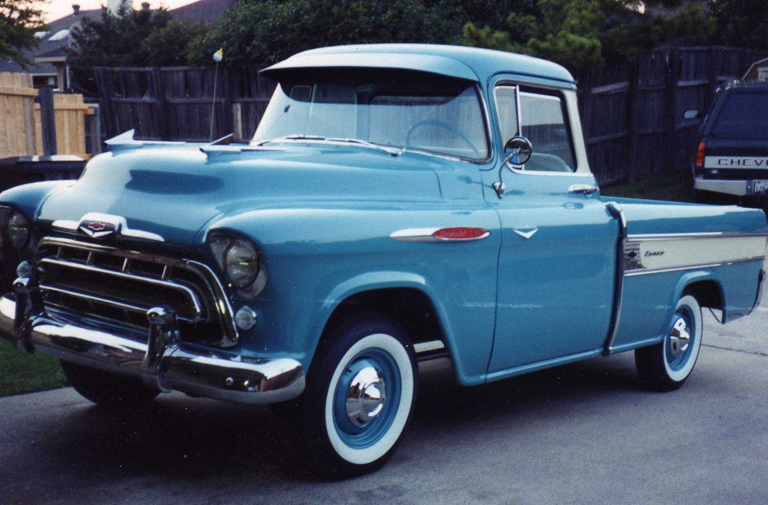 1955 chevy truck car clubs autos post - Decided To Put Back As Original As Possible And It Has One It S Class At Every Show Entered Bed Was Rough But No After Market Beds Back Then So Lots Of