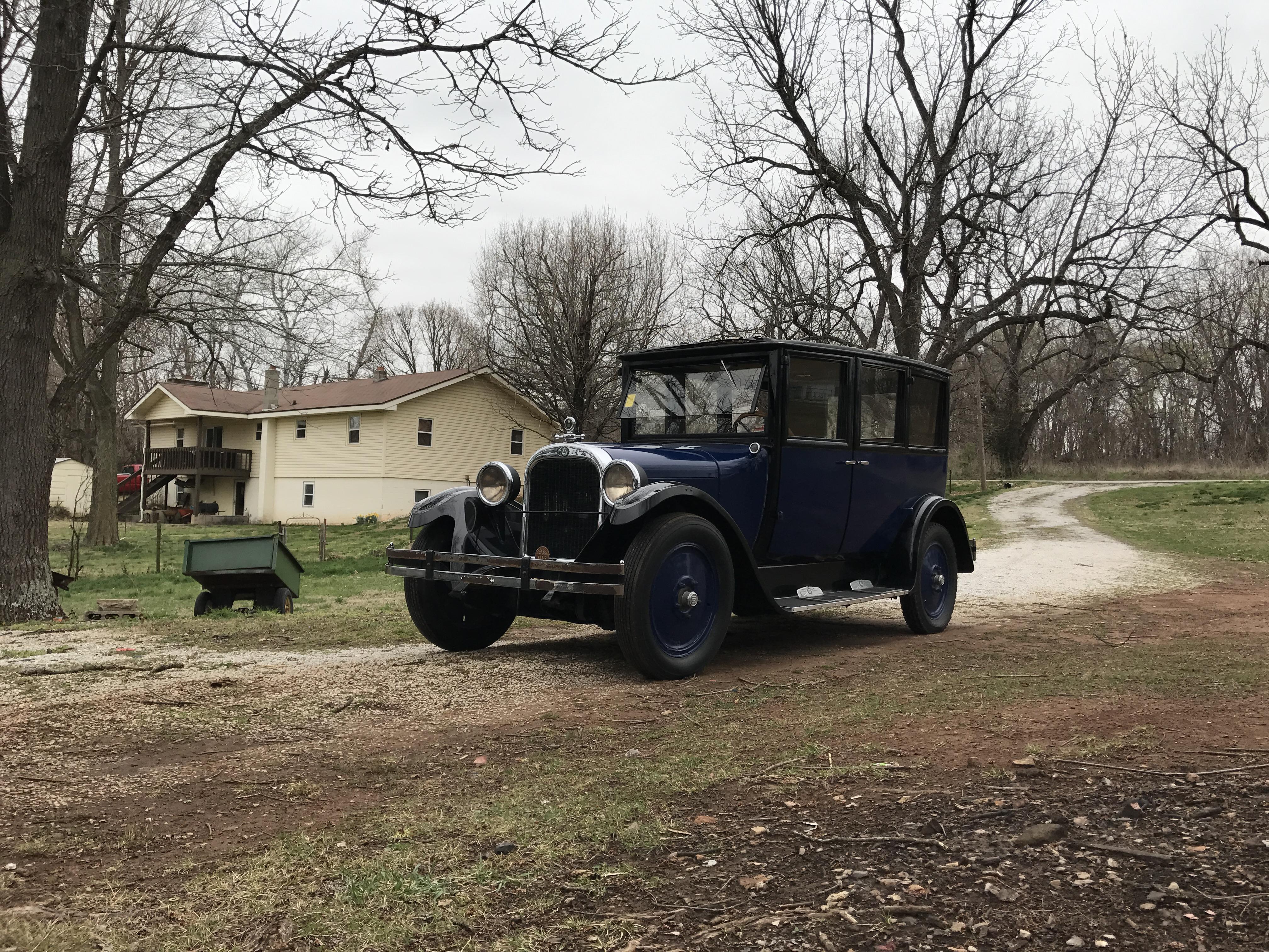 1925 dodge brothers sedan FS - Cars For Sale - Antique Automobile ...