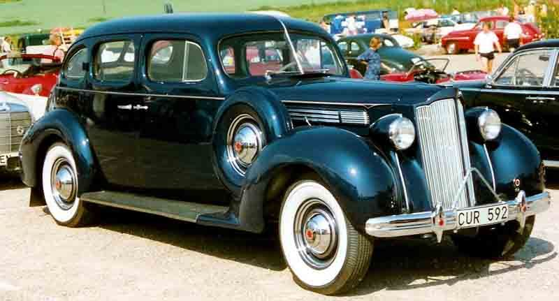 compare contrast packard eight buick century general discussion rh forums aaca org