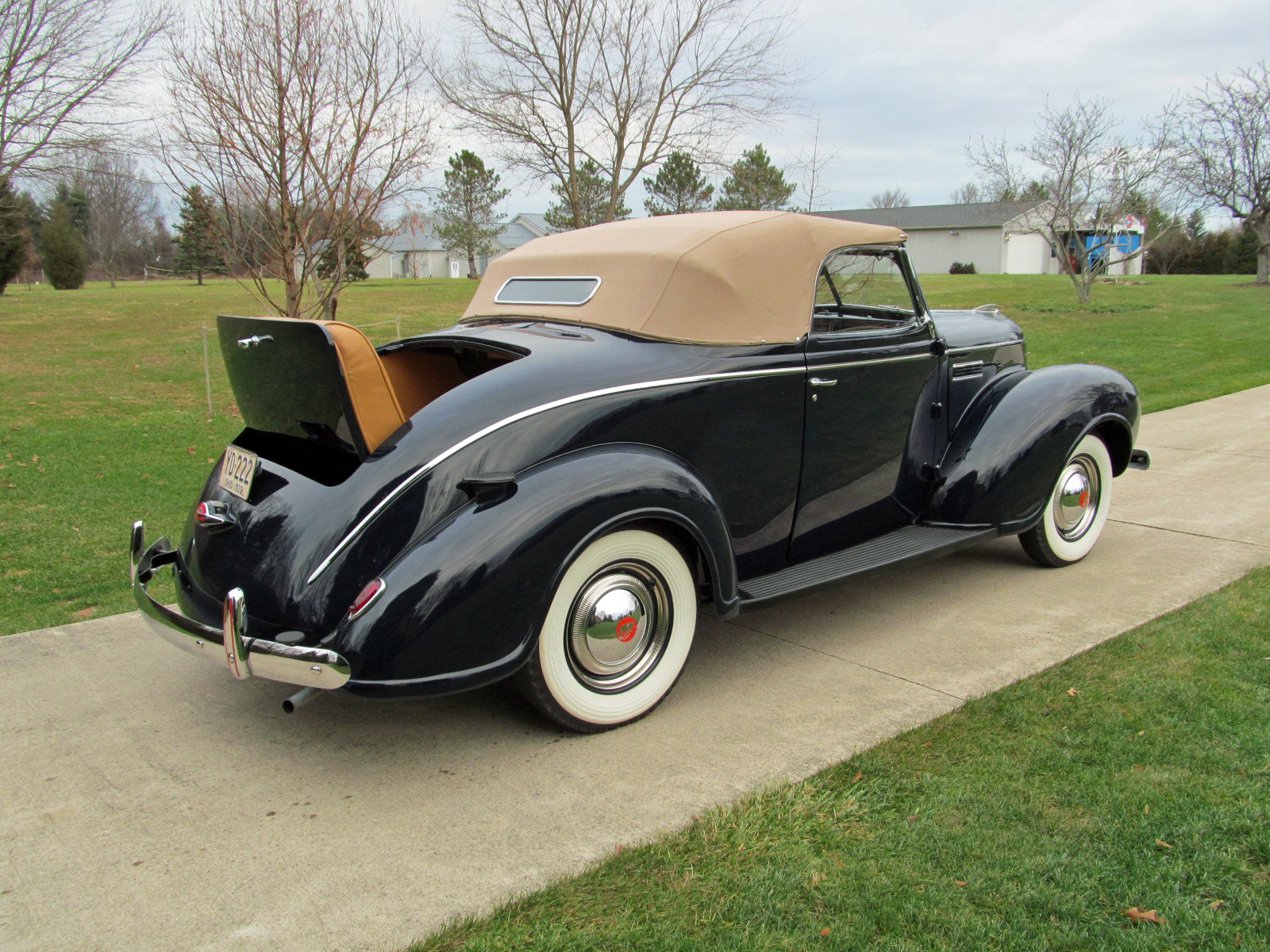 How To Get In Rumble Seat