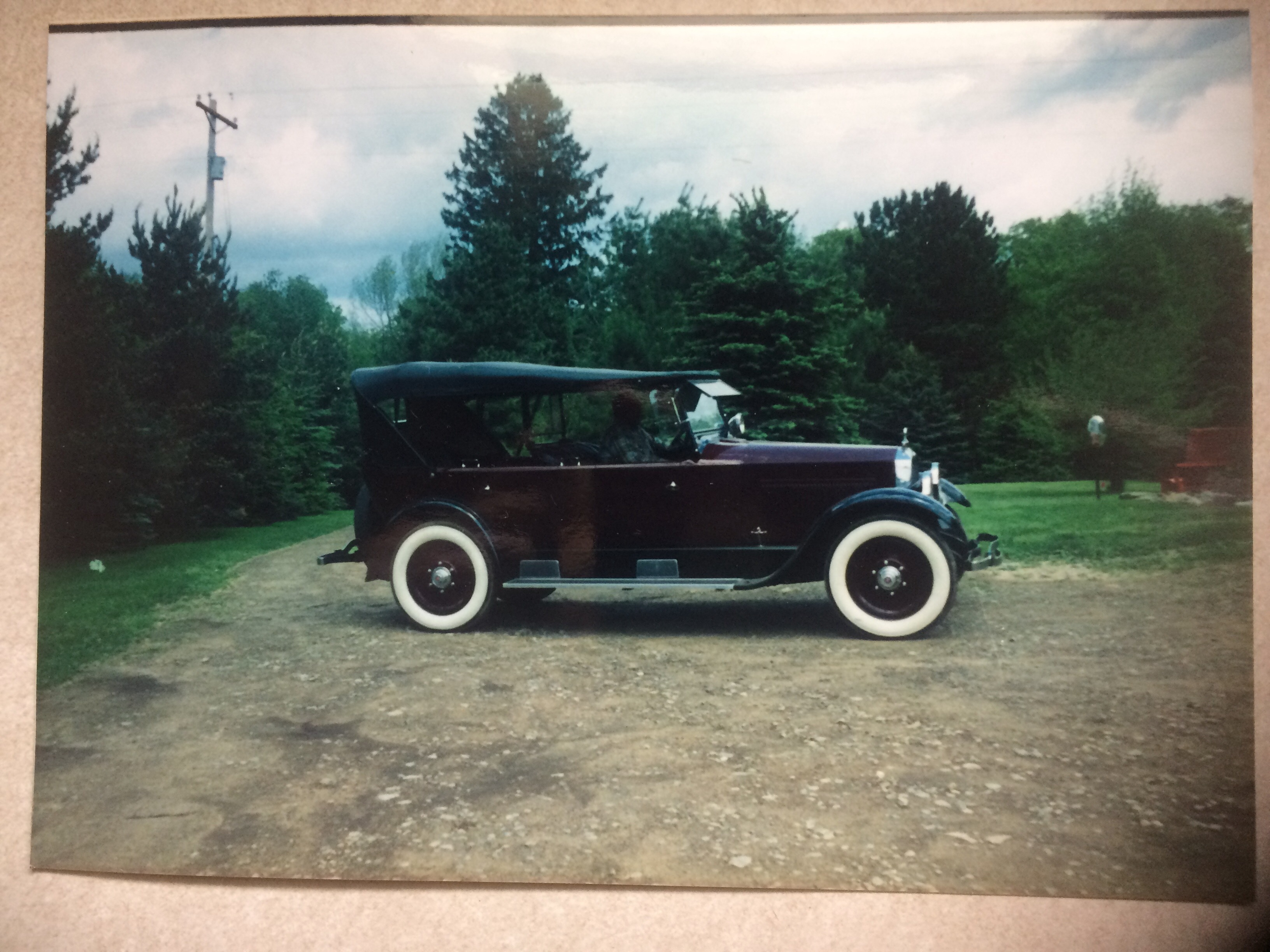 FOR SALE - 1921 Special Six Touring and 1924 Big 6 Touring ...