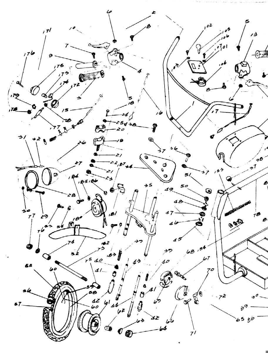 Dirt Bike Components Diagram Parts Wire Diagrams Kpx Wiring 1974 Auranthetic Charger Electric Motorcycle Minibike Future Bikes 17