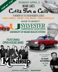 Cars for A Cure April 2nd 2017