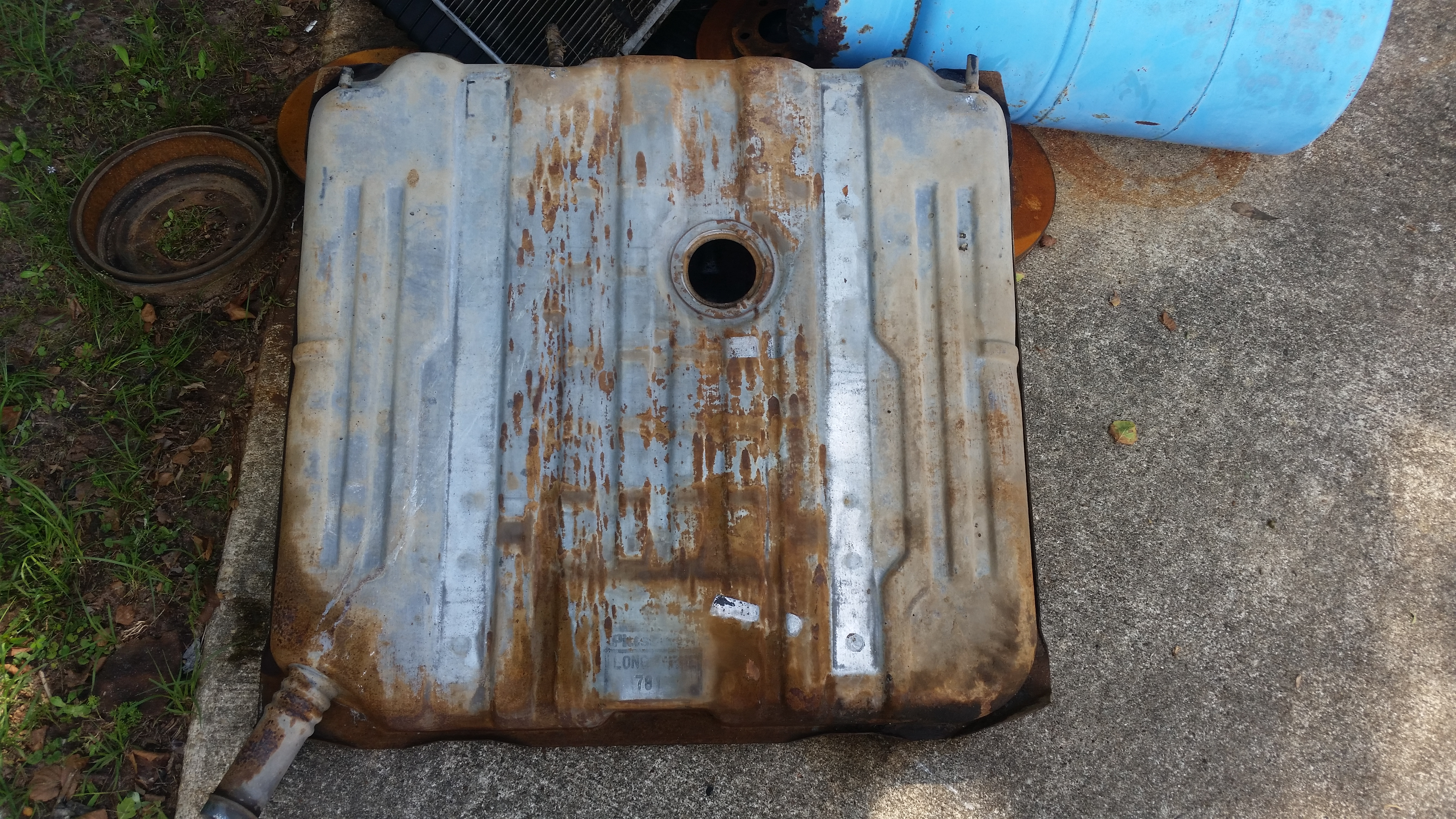 1972 buick riviera gas tank - General Discussion - Antique