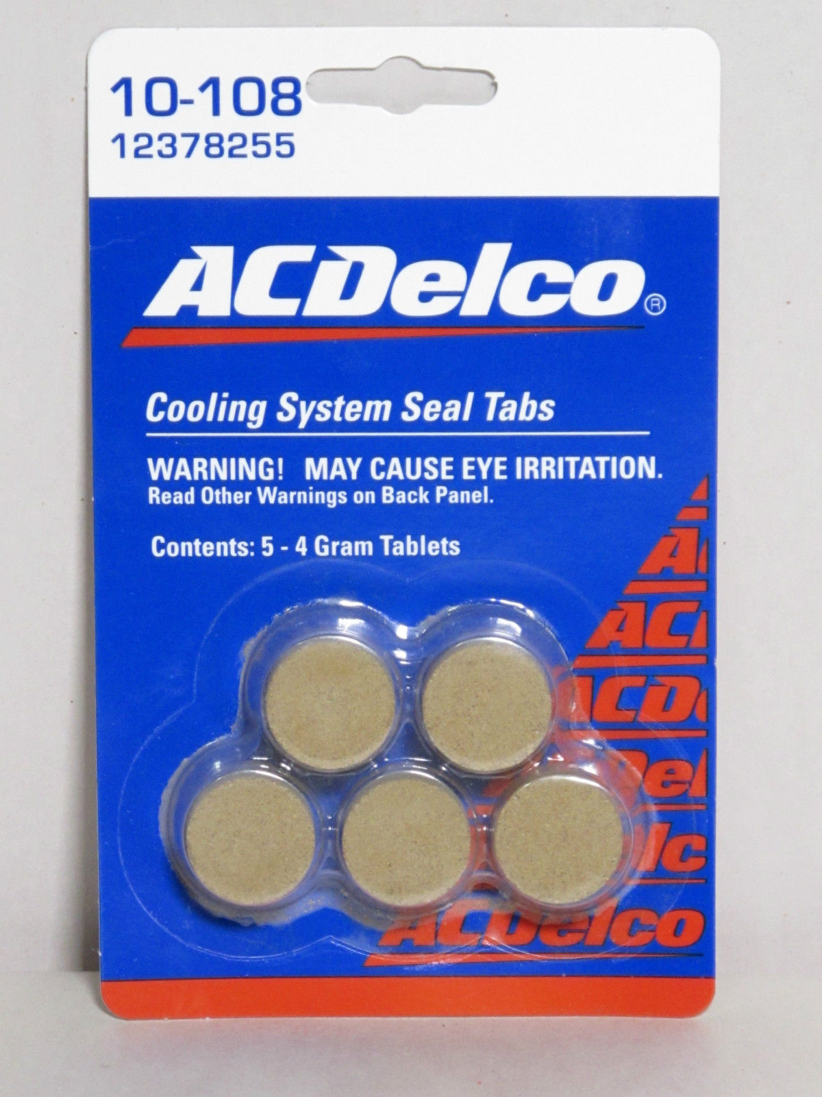 Gm Delco Cooling System Pellets Buick Riviera Riviera Owners
