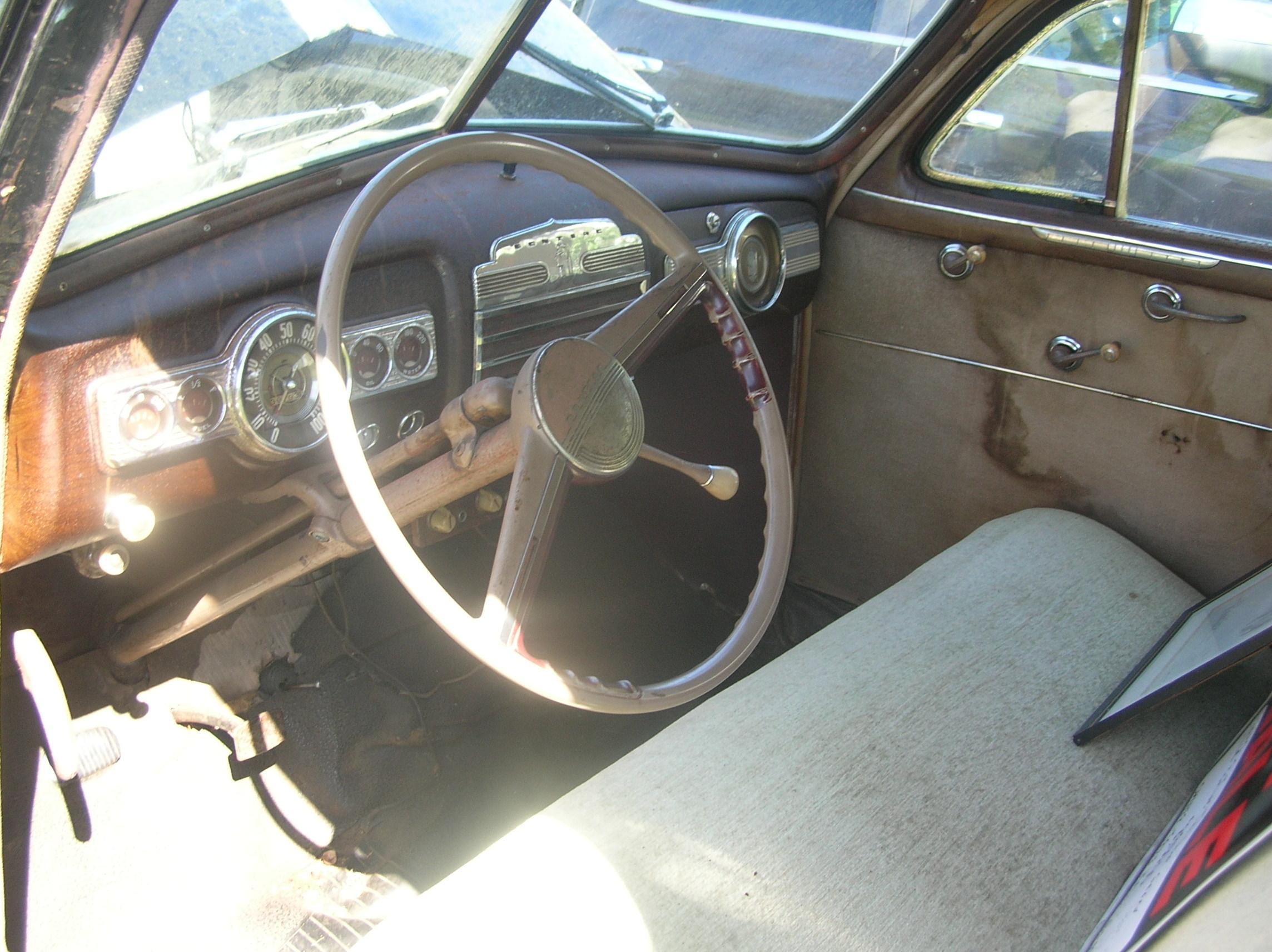 1942 pontiac general discussion antique automobile club of 48 Pontiac Coupe dscn9072