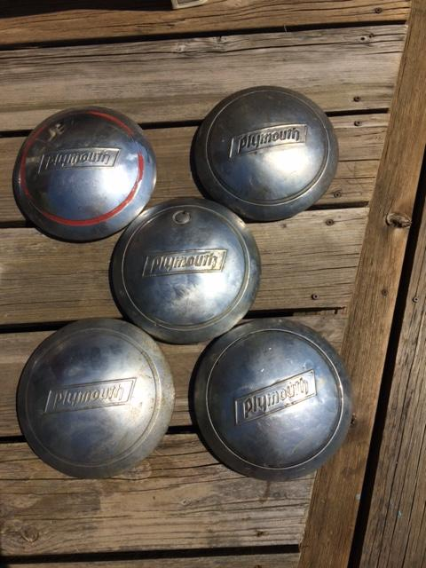 1934 Plymouth Hubcaps - Cars For Sale - Antique Automobile