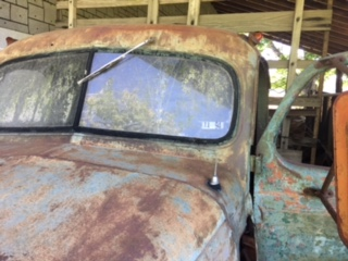 1946? REO Speed Wagon stakebed restoration vehicle - Cars