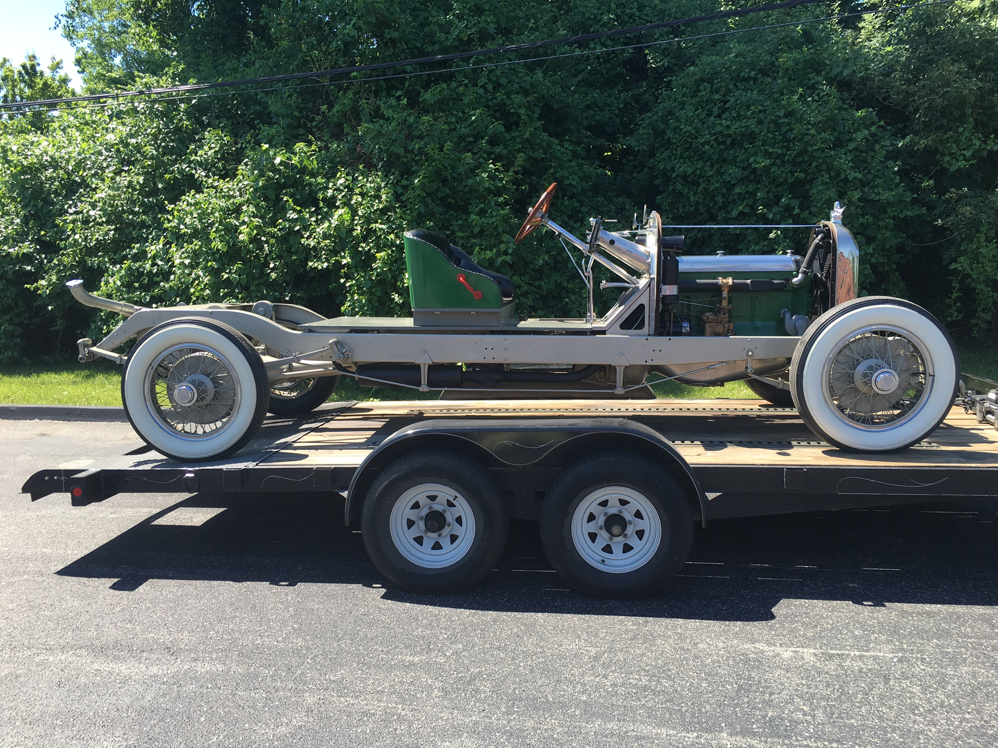 Duesenberg For Sale >> 1926 Duesenberg Model A Show Chassis For Sale Cars For