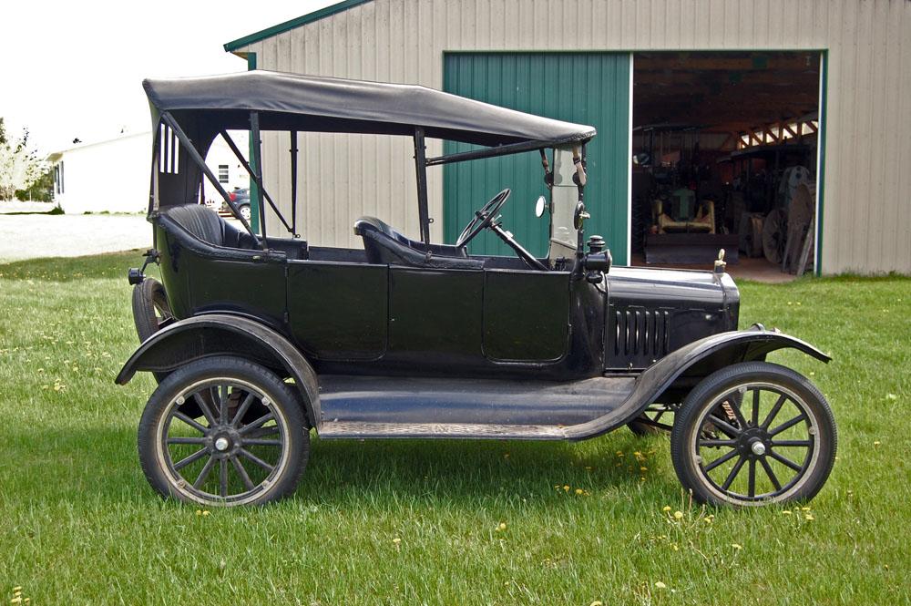 Craigslist Wausau Cars >> 1919 Model T Touring Cars For Sale Antique Automobile