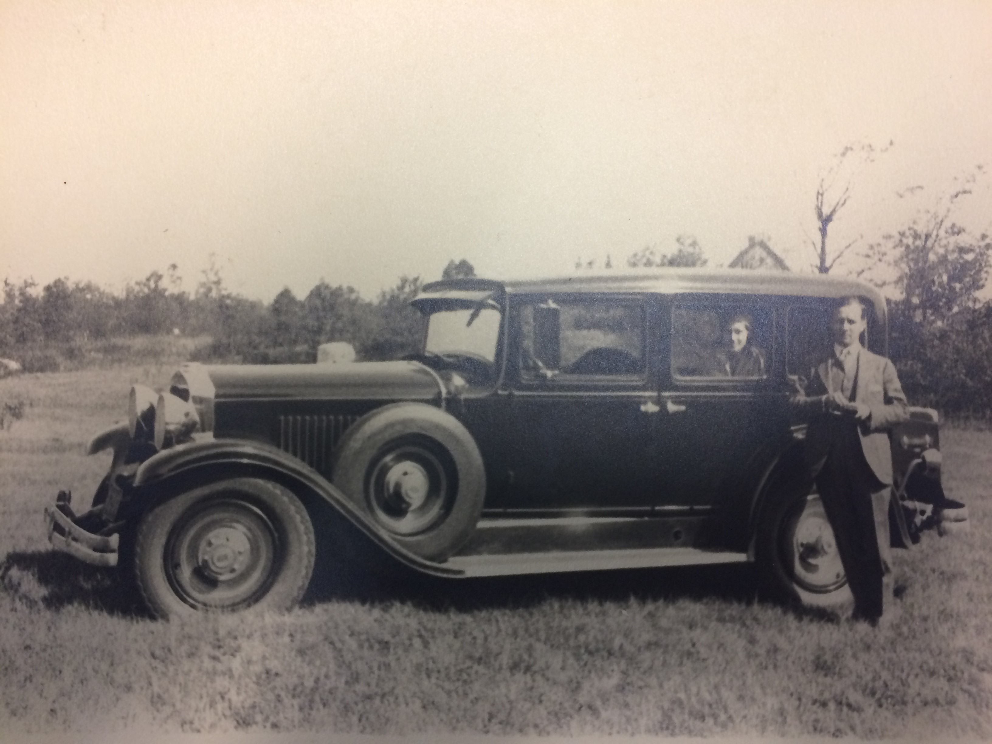 1930 Hupmobile? - What is it? - Antique Automobile Club of America ...