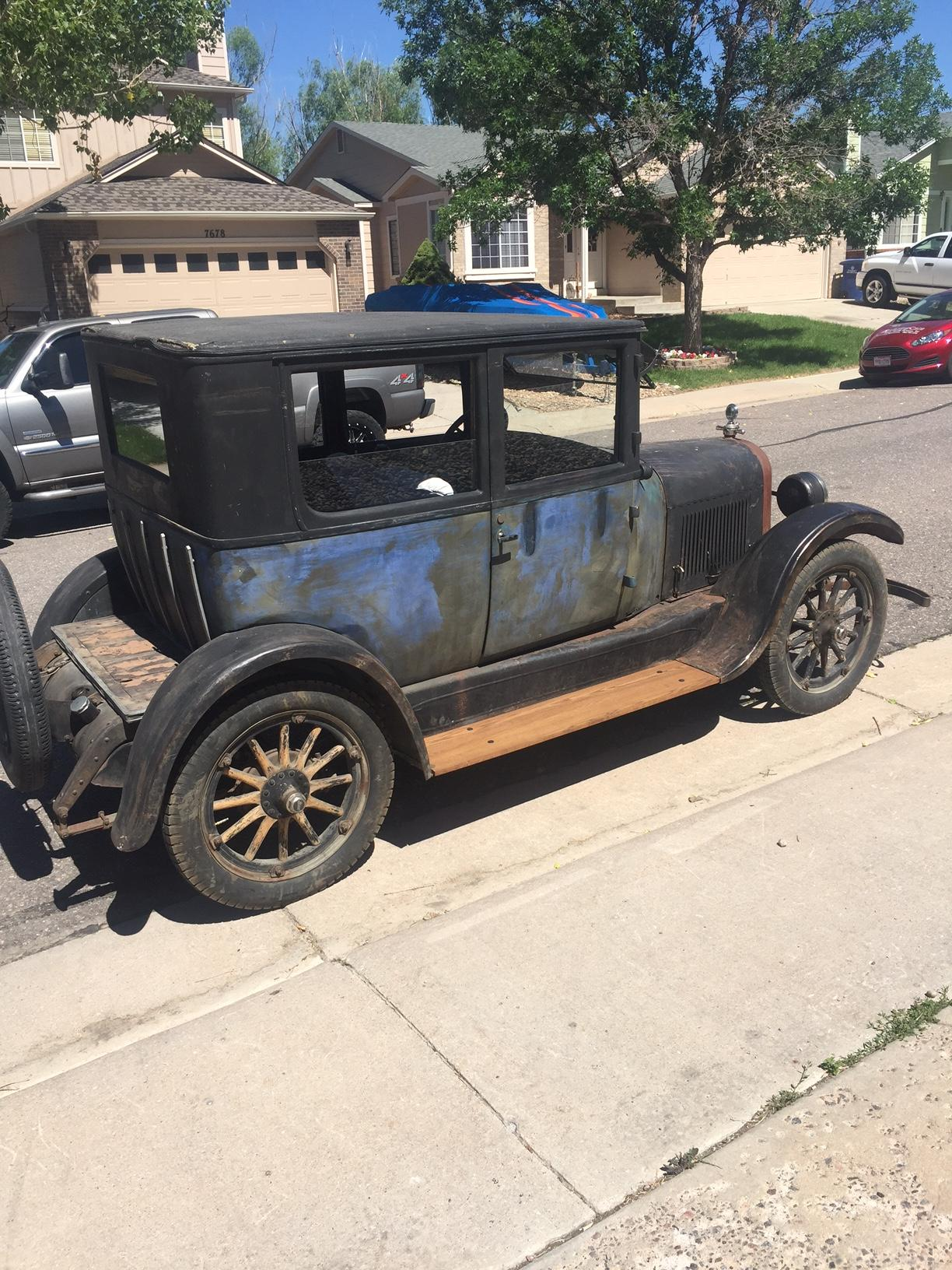 1923 Buick 23 Series 5 Passenger Sedan – 4 Cylinder - Cars For Sale ...