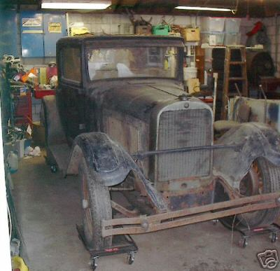 Fast 4 - DA Six swap? - Dodge & Dodge Brothers - Antique Automobile