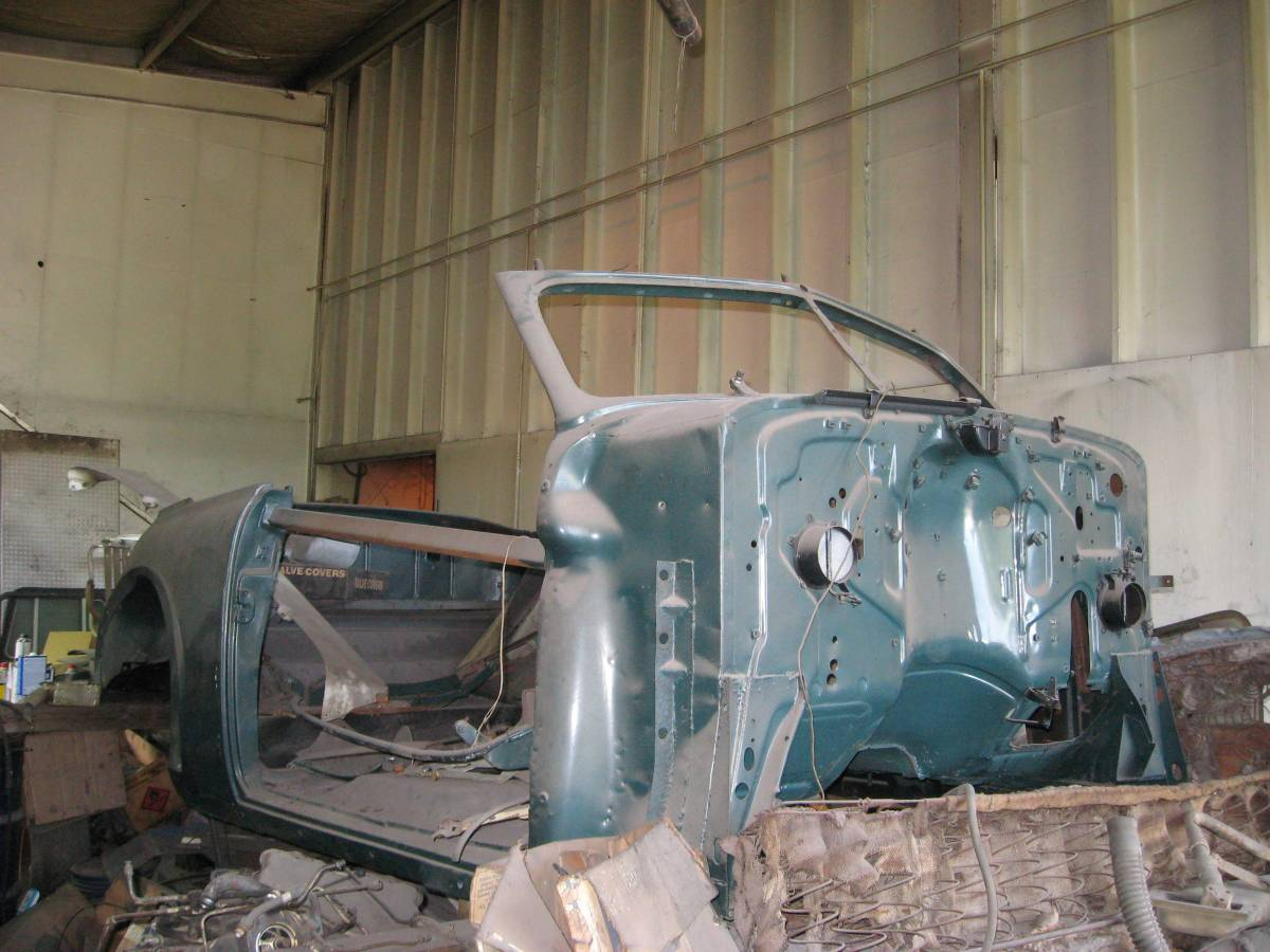 1947 Buick disassembled project convert seattle craigslist