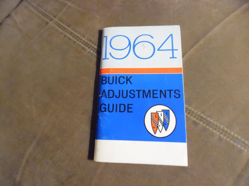 1964 Buick Adjustment Guide.jpg