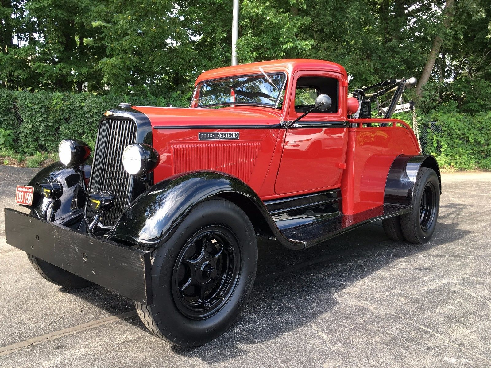 1933 Dodge tow truck for Sale. 90K. Not Mine - Chrysler Products ...