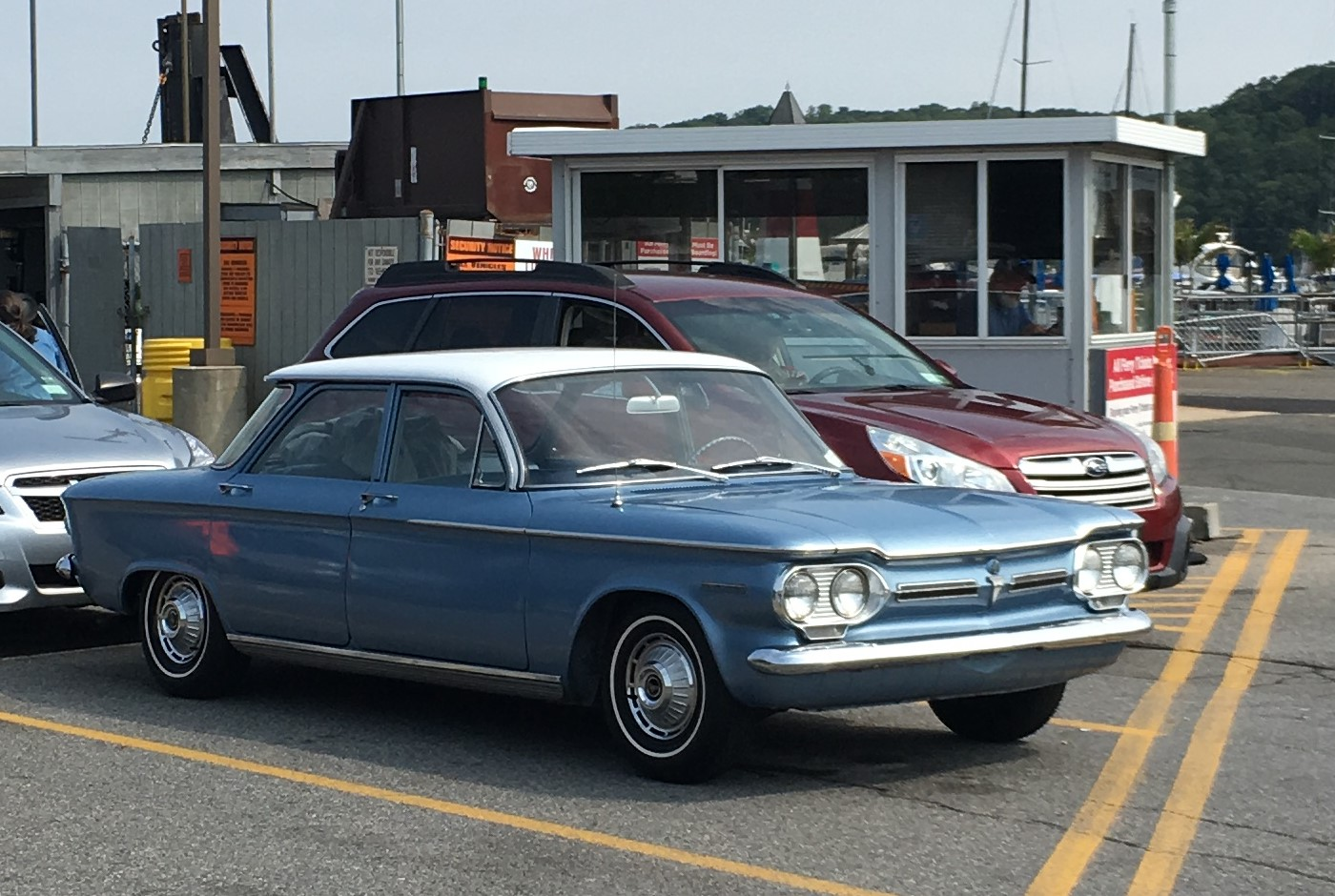 1962 Corvair 700 Sedan Electrical Technical Antique Automobile Club Of America Discussion Forums