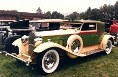 1930 Packard 745 Waterhouse Convertible Victoria
