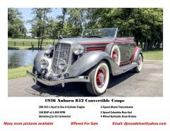 1932 PACKARD COUP/ROADSTER