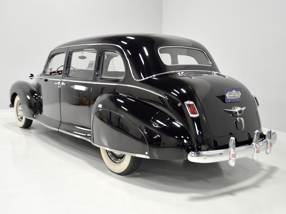 1941 Lincoln Custom Sedan Incredible Survivor! *SOLD* - Cars For ...