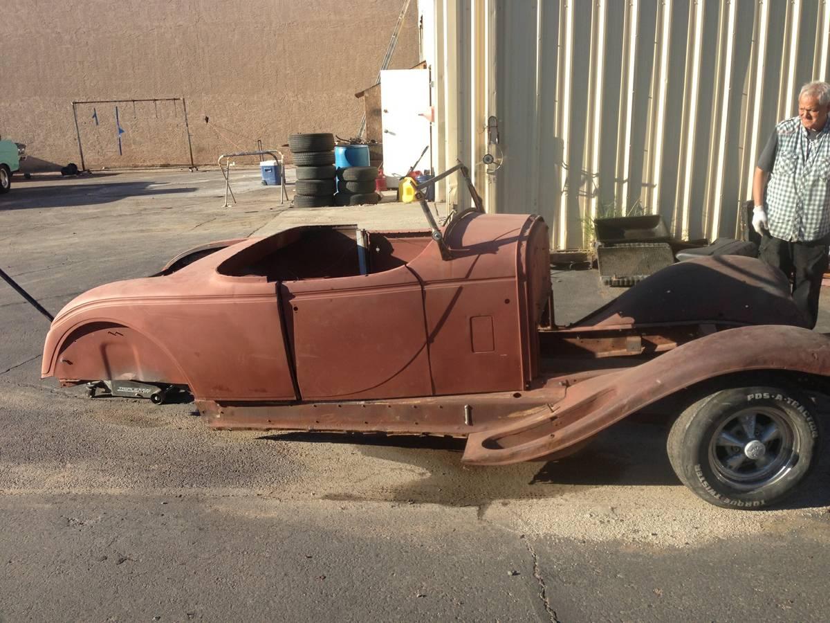 1929 Chrysler Roadster project phoenix AZ craigslist
