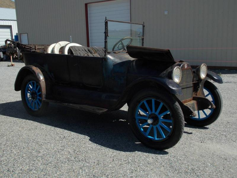 Oregon Desert model 45's Content - Page 6 - Antique Automobile Club