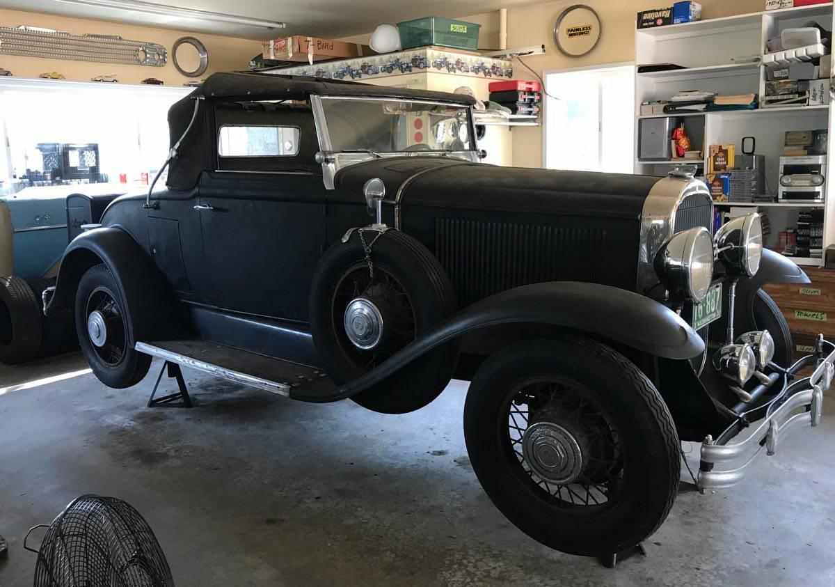 1931 Buick 56-C convertible coupe seattle WA craigslist ...