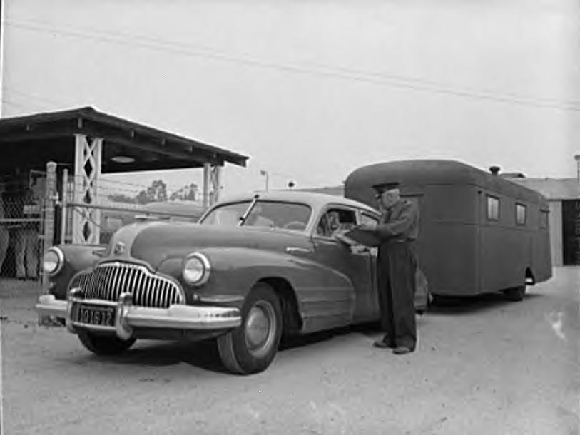 1942, Trailer Park someplace in Louisiana.JPG
