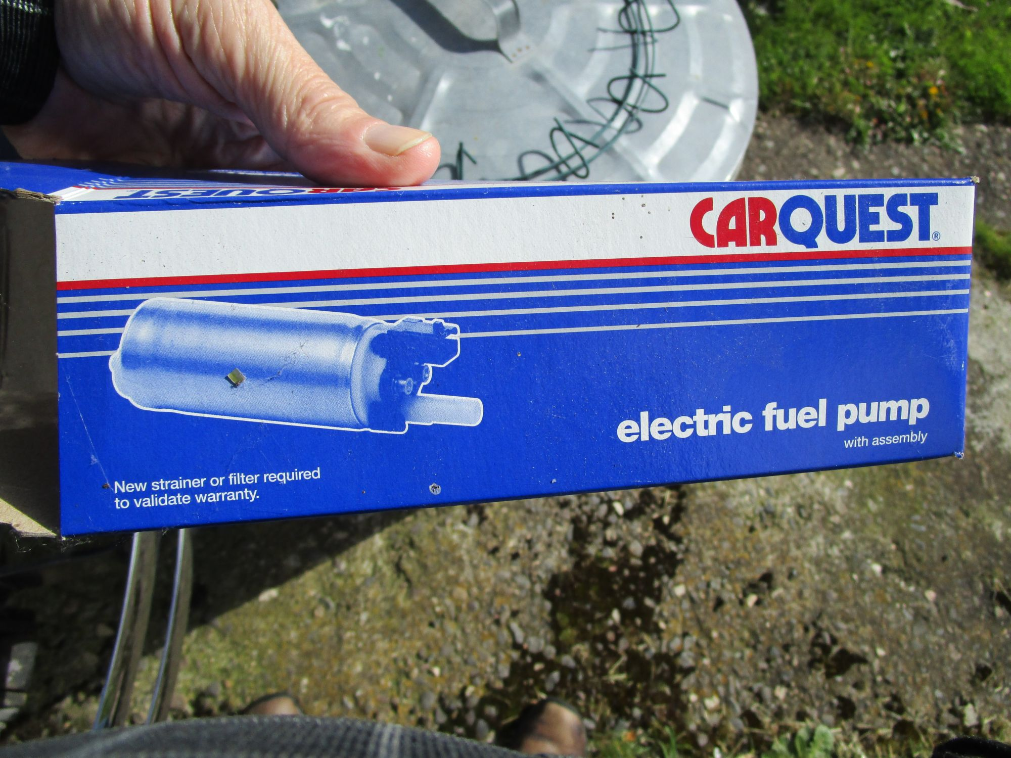 Any Recommendations For A 6 Volt Electric Fuel Pump General