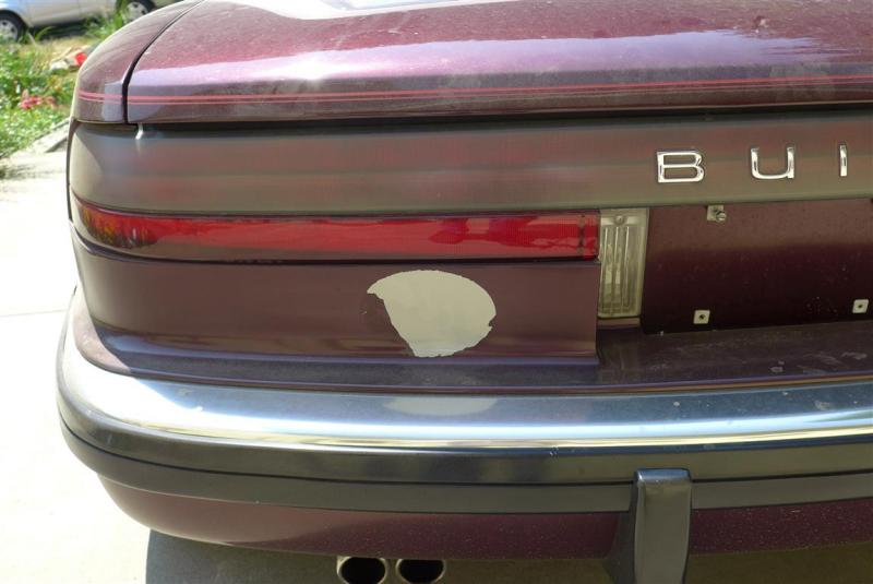 Reatta Paint Damage (Medium).JPG