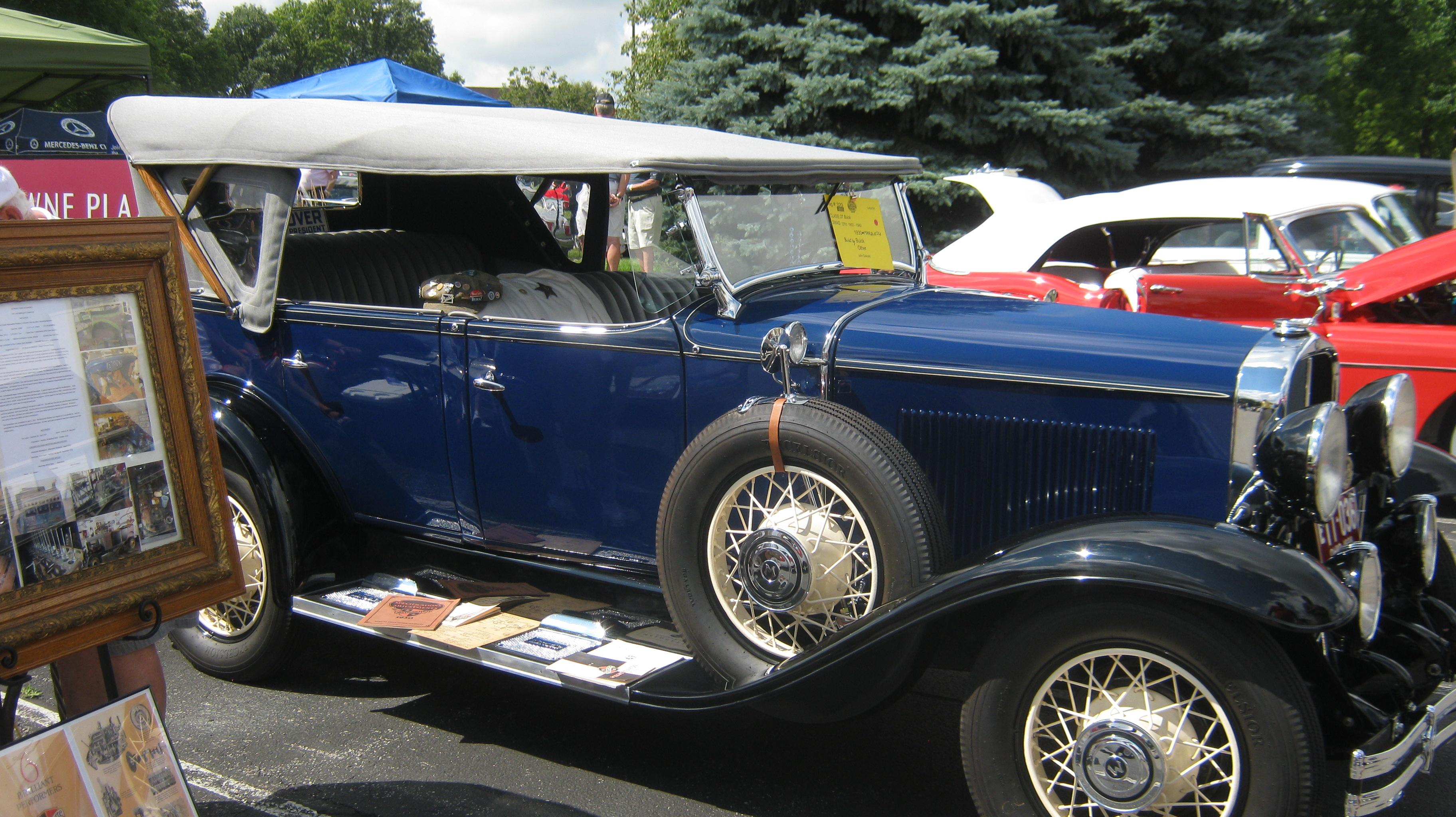 1930 Marquette Phaeton phoenix AZ craigslist Buick Buy Sell