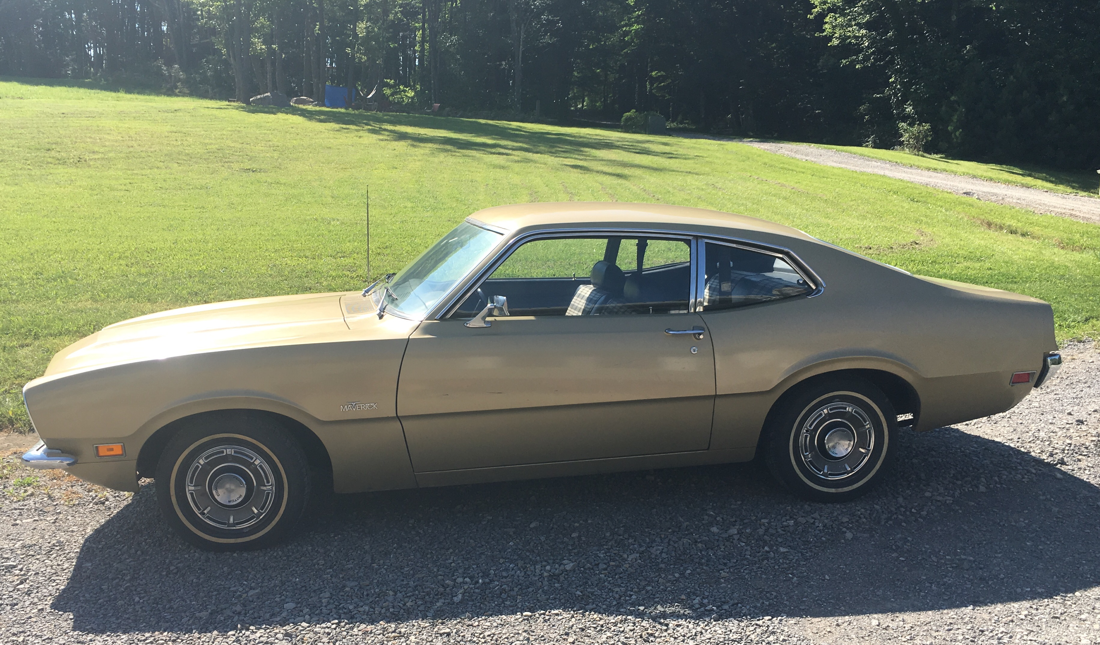 Ford Maverick For Sale >> Ebay Sale 1970 Ford Maverick 21 000 Miles Original Cars For