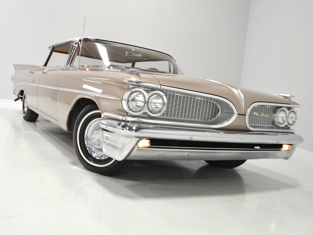 1959 Pontiac Star Chief INCREDIBLE SURVIVOR *SOLD* - Cars For Sale ...