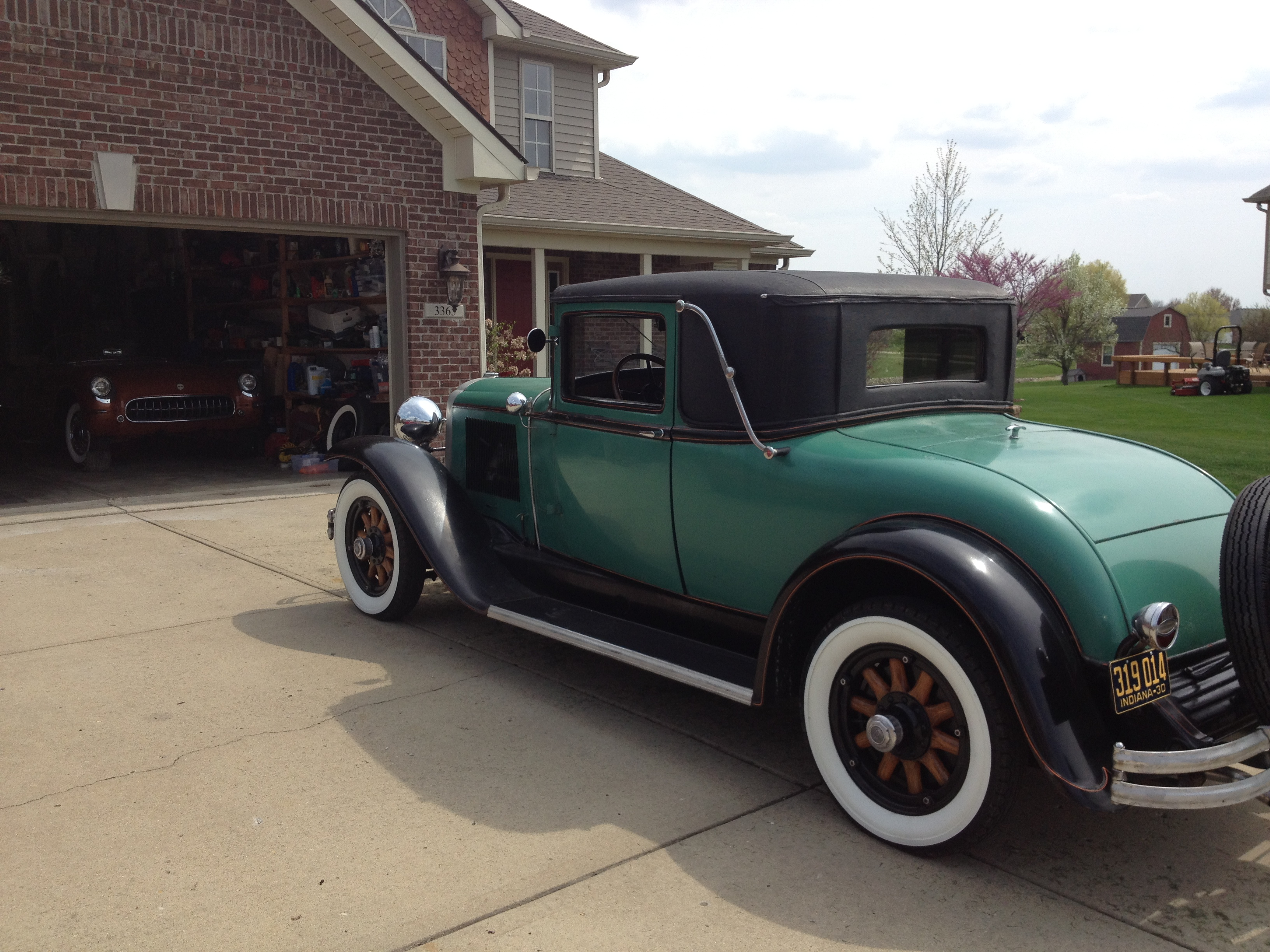 1930 Buick 64C for sale - Cars For Sale - Antique Automobile Club of ...