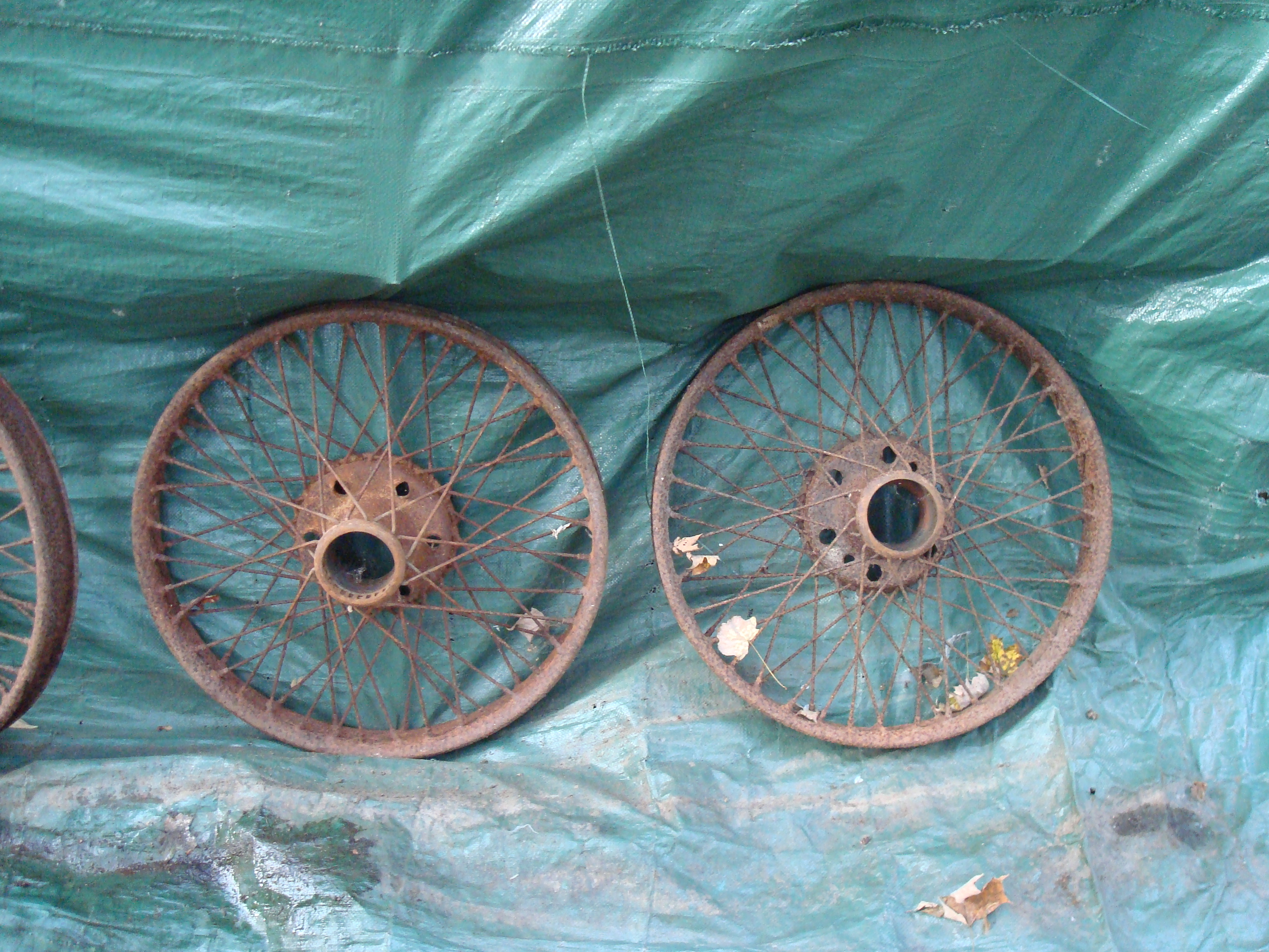 HOUK WIRE WHEELS AND HUBS FOR SALE IN HERSHEY - Cars For Sale ...