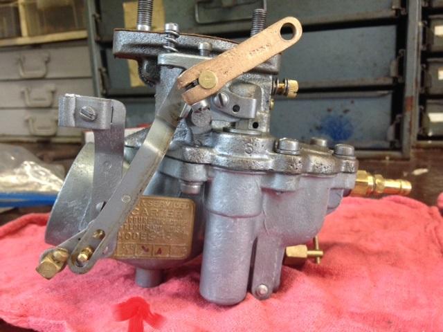 Carter BB-1 fuel leak - Desoto - Antique Automobile Club of