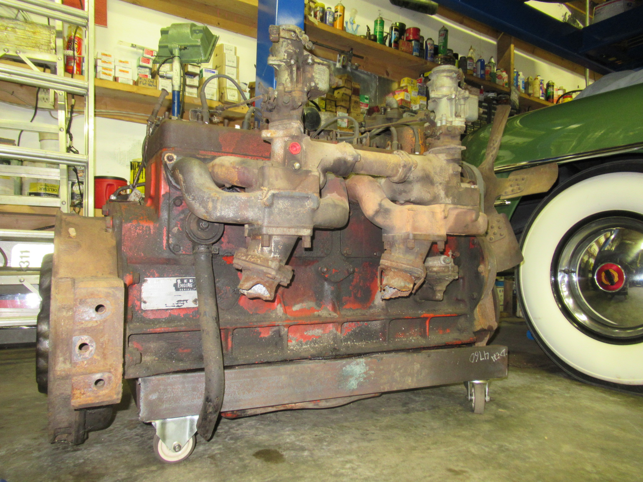 big cube flathead sixes - Dodge Trucks - Antique Automobile Club of
