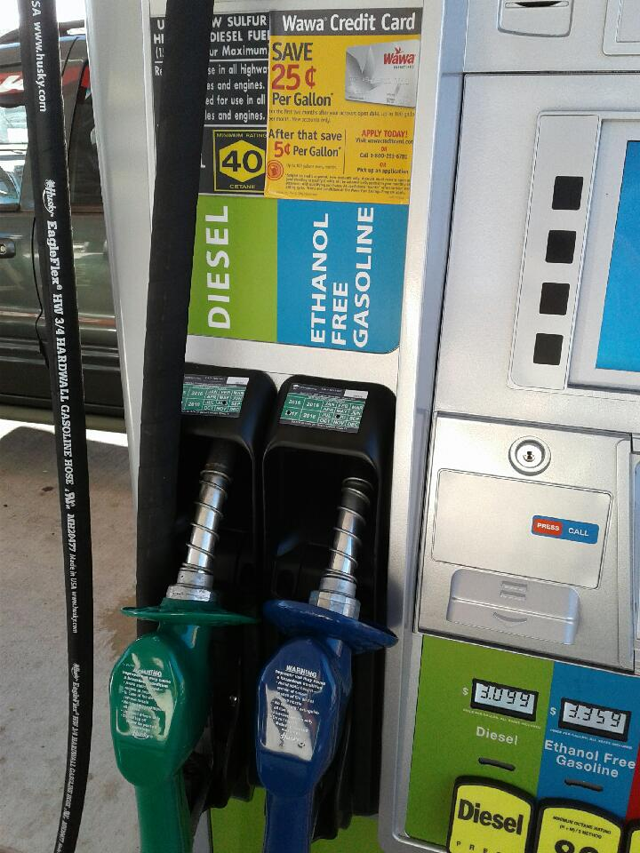 Gas Stations With Ethanol Free Gas Near Me